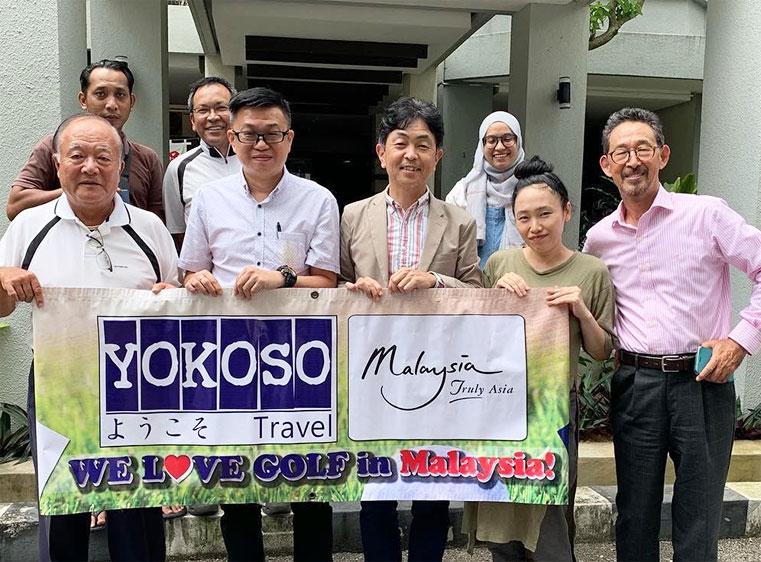 YOKOSO Travel Sdn Bhd(マレーシア)