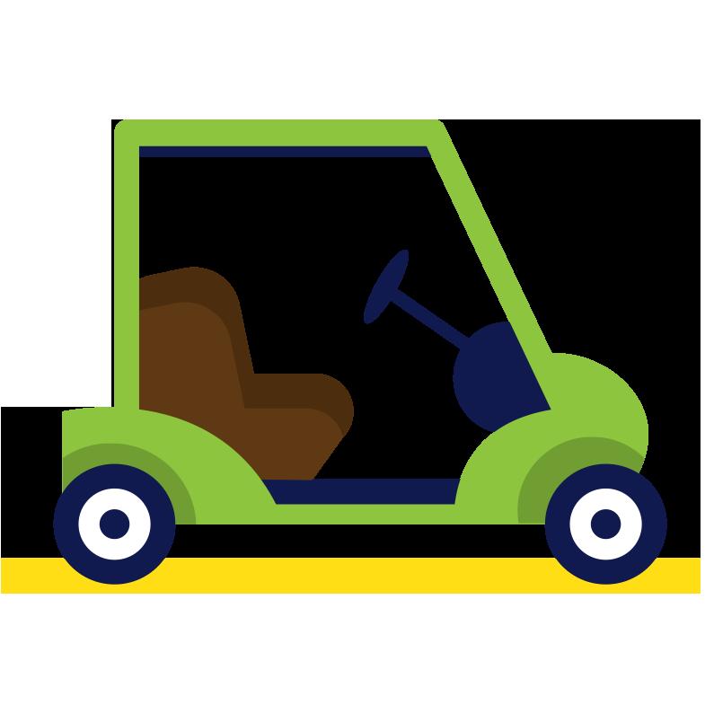 Special Golf Carts