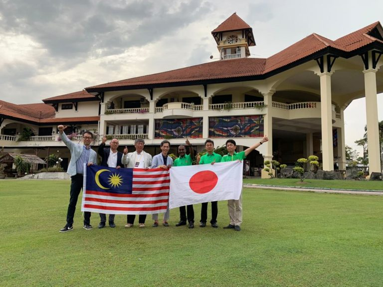武庫ノ台ゴルフコース様、マレーシア提携候補先へ視察訪問の写真01
